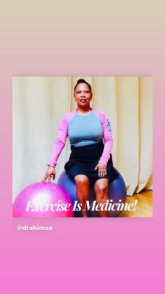 Ahimsa-Sumchai-Exercise-Is-Medicine, Never cease to explore!, Local News & Views