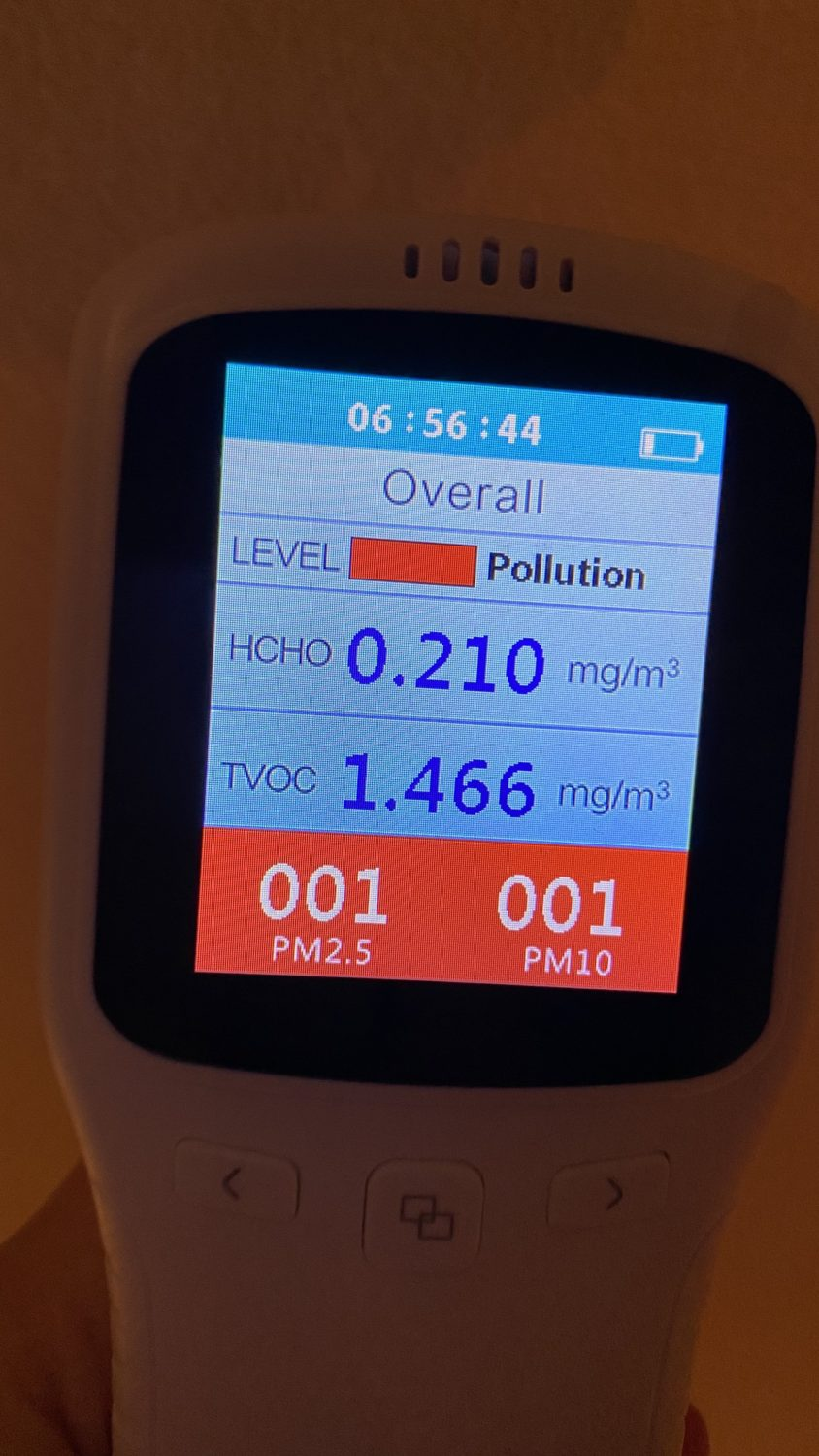 Air-quality-monitor-overall-pollution-by-Ashley-Gjovik, I thought I was dying: My apartment was built on toxic waste, Local News & Views