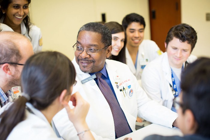 Dr.-Talmadge-King-dean-of-UCSF-School-of-Medicine, Never cease to explore!, Local News & Views