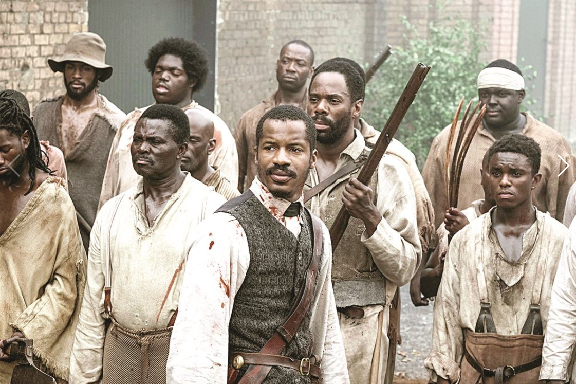 Nate-Parker-plays-Nat-Turner-in-2016-film-The-Birth-of-a-Nation, A Black storyteller chronicles the history of slavery and freedom, Culture Currents