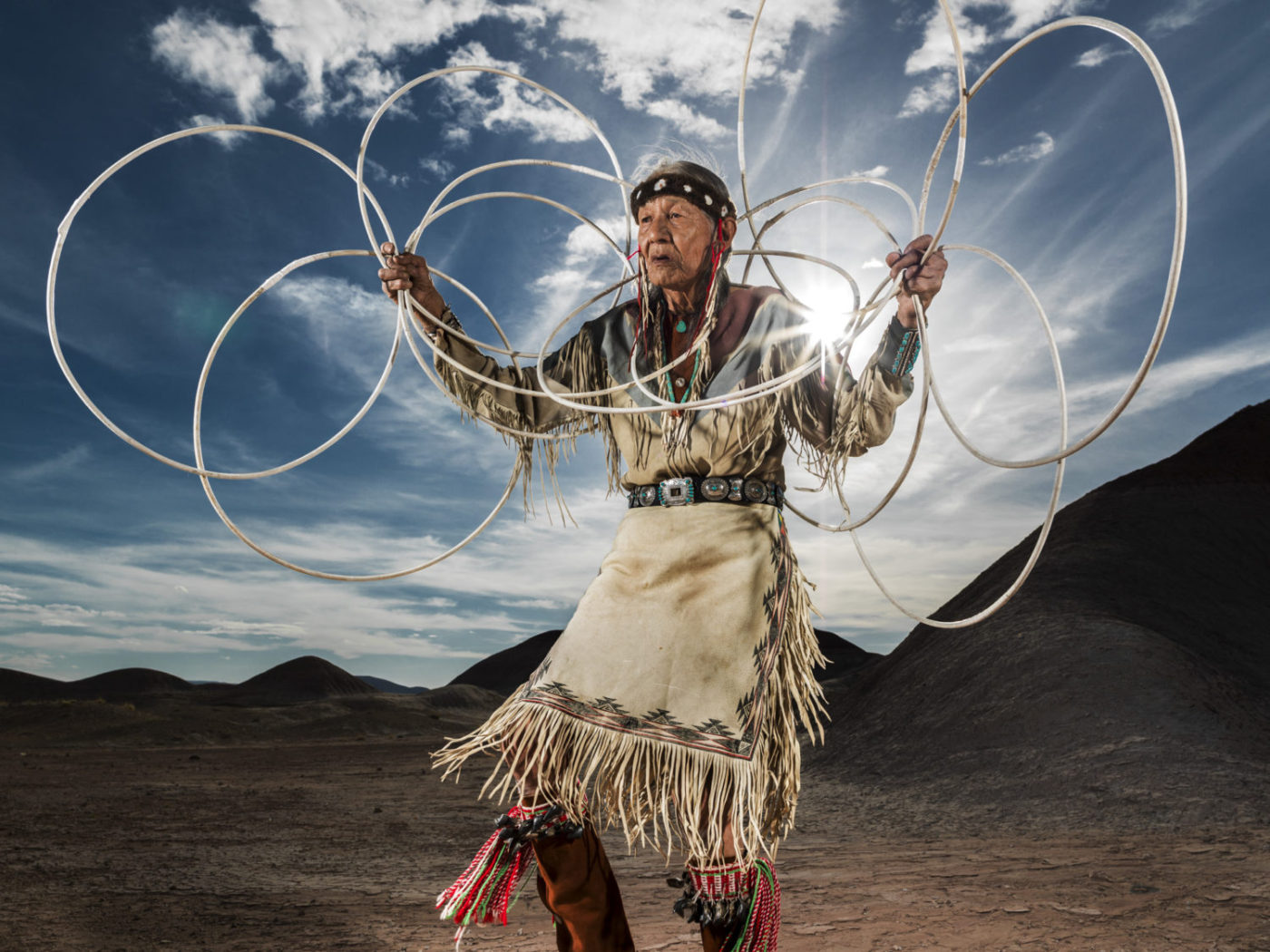 Navajo-elder-Jones-Benally-performs-traditional-hoop-dance-in-Germany-2008-by-Brent-Stirton-1400x1050, The other deadly COVID prisons: Reservations and COVID-19, National News & Views