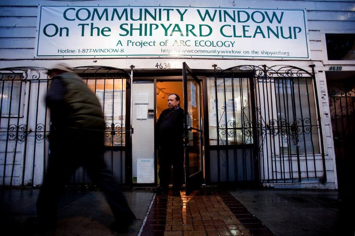 Saul-Bloom-Community-Window-on-the-Shipyard-Cleanup-Arc-Ecology, Brain cancer biomonitoring in Bayview Hunters Point, Local News & Views