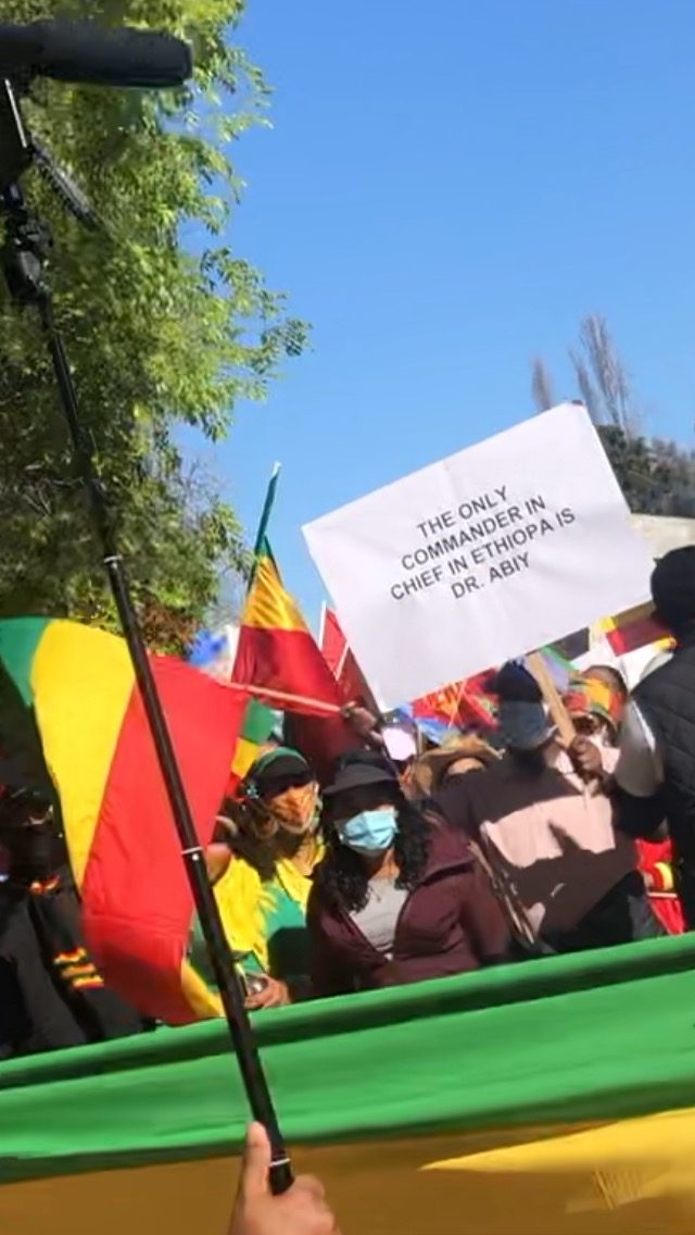 Eritrea-Ethiopia-rally-by-Dina-Tesfay-Dr.-Abiy-032621-2, End the war on Africans: The truth about Eritrea and Ethiopia's brutal regimes, World News & Views