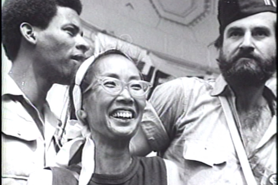 Movie-still-from-'Yuri-Kochiyama-Passion-for-Justice-1993-by-Rea-Tajiri-and-Pat-Saunders-Center-for-Asian-American-Media, Shinobu, is this what solidarity looks like?, Culture Currents