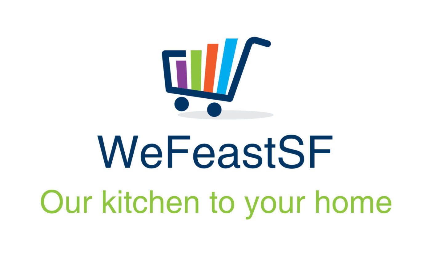 WeFeastSF-logo-1400x846, WeFeastSF: Bayview native Chef E. cooks up fresh Creole and Southern food for the community, Culture Currents