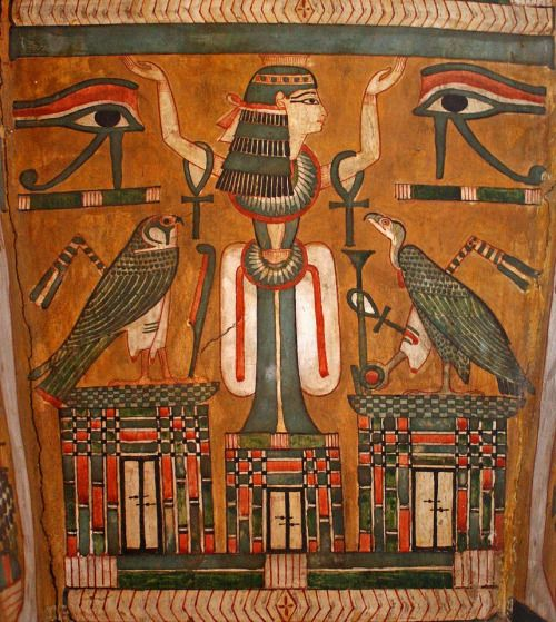 African-goddess-Aset-Isis-holding-up-sky-w-ankhs-on-her-arms, Nekhet ankh, the life force: Kemetic Sciences Studies – an enlightenment, Culture Currents