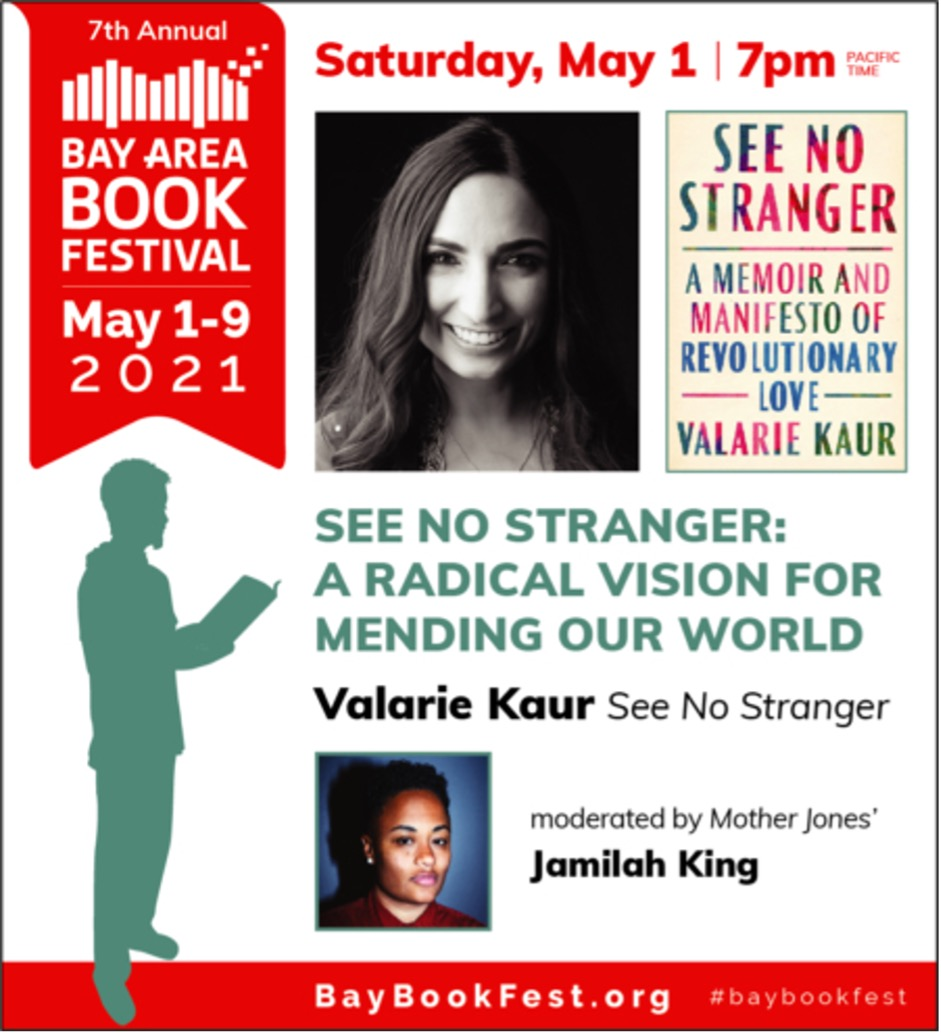 Bay-Area-Book-Festival-'See-No-Stranger-050121-poster, Wanda's Picks for May 2021, Culture Currents