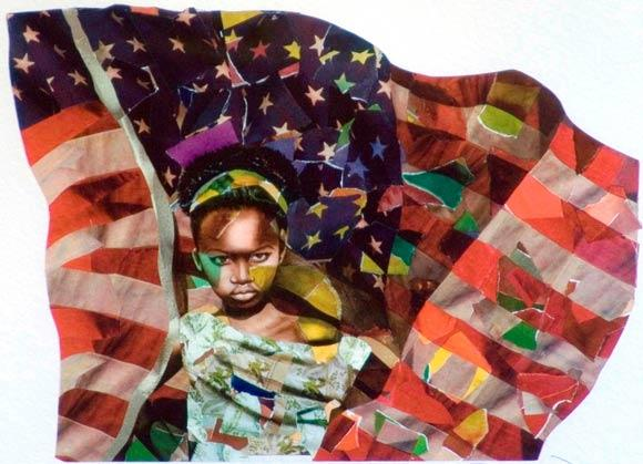 Black-child-art-by-Bryan-Collier, Liberate the Caged Voices, Culture Currents