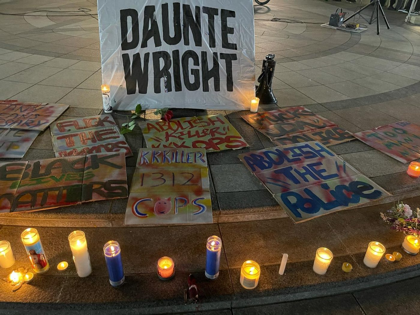 Daunte-Wright-vigil-Oakland-by-Tashi-Jones-041321-1400x1050, Living within a lie, Culture Currents