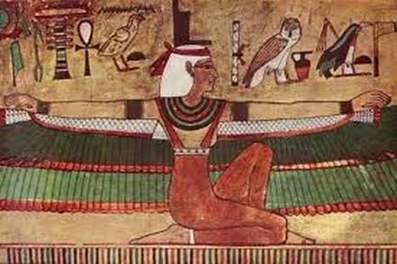 Egyptian-yoga-the-kneeling-twist, Nekhet ankh, the life force: Kemetic Sciences Studies – an enlightenment, Culture Currents