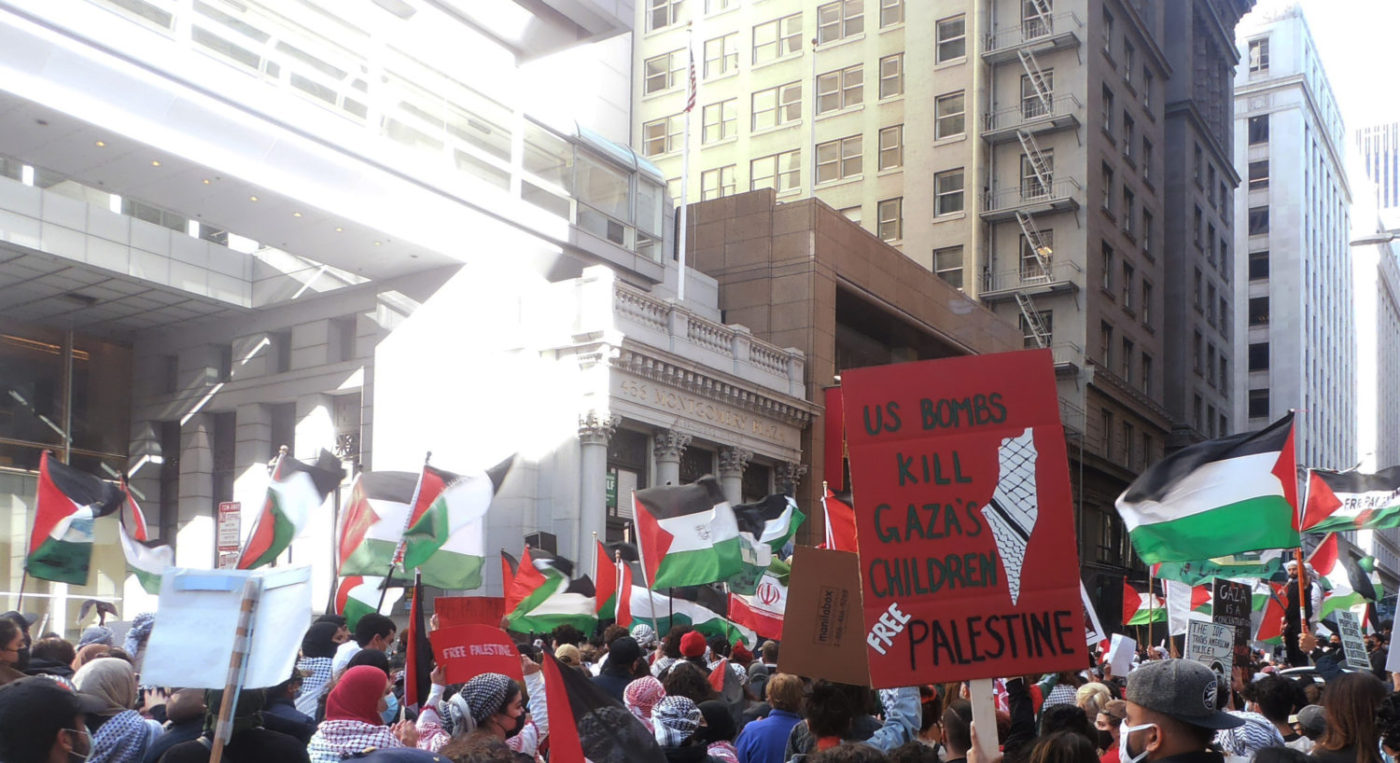 Free-Palestine-protest-outside-Israeli-consulate-in-San-Francisco-051821-by-Jahahara-1400x763, Reparations are here!, Culture Currents