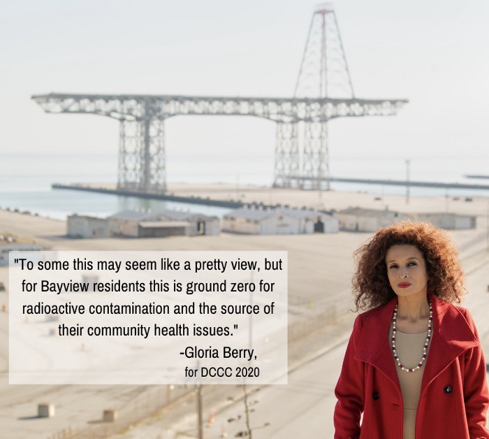 Gloria-Berry-Hunters-Point-Shipyard-stmt-for-2020-DCCC-campaign, Why I am calling for a Local Health Emergency in San Francisco, Local News & Views