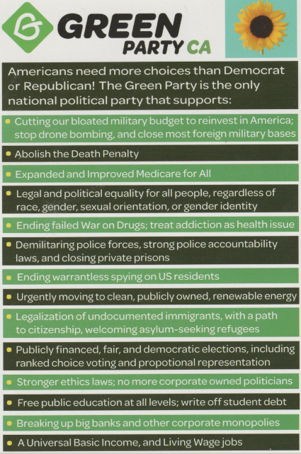 Green-Party-platform-graphic-1, March madness: McCarthyism at KPFA?, Local News & Views