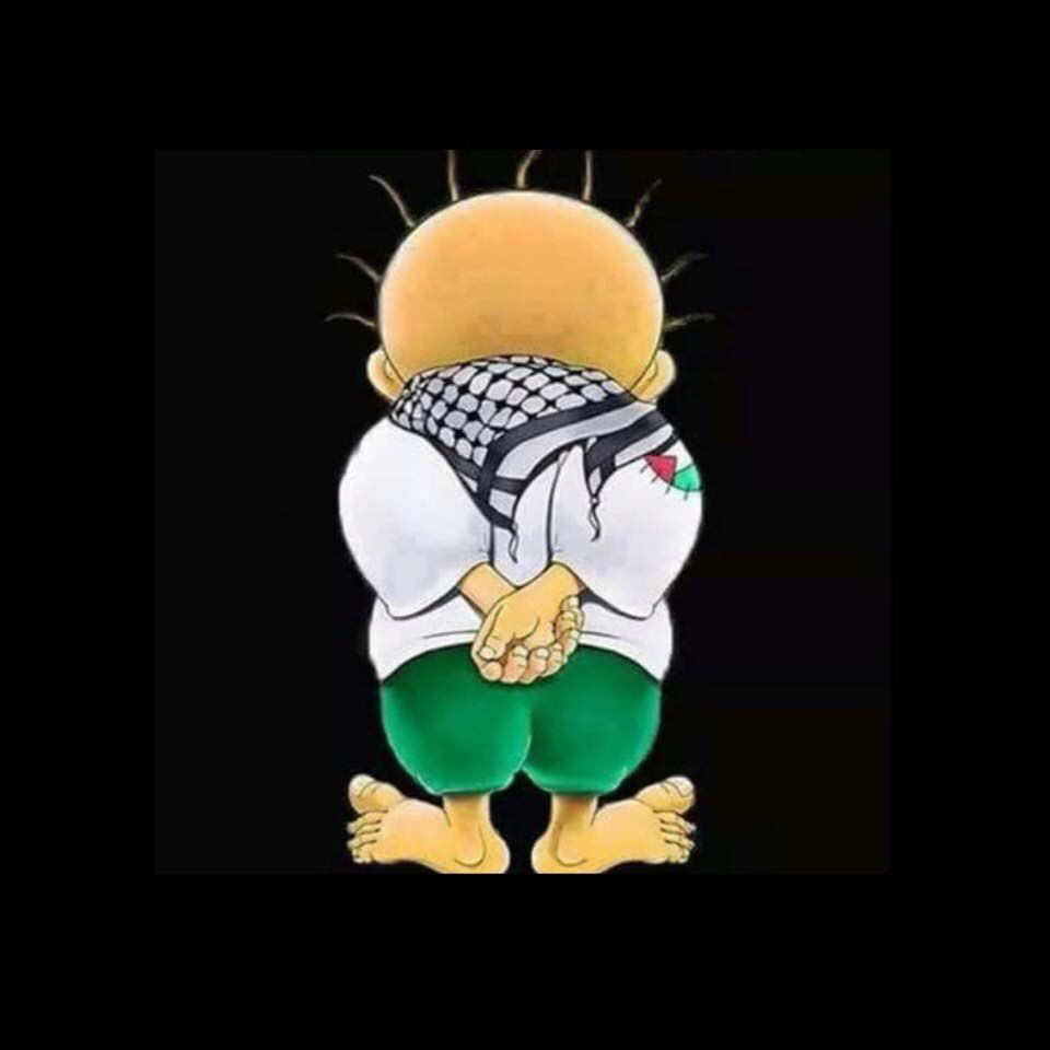 Handala-art-by-Palestinian-artist-Naji-Al-Ali, 'Art Against Imprisonment – From Palestine to the U.S.', Culture Currents
