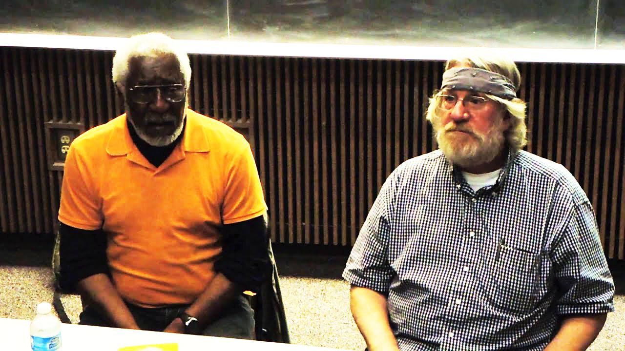 Mark-Cook-Ed-Mead-Portland-Oregon-051014, Ed Mead: Prison Lives Matter, Behind Enemy Lines