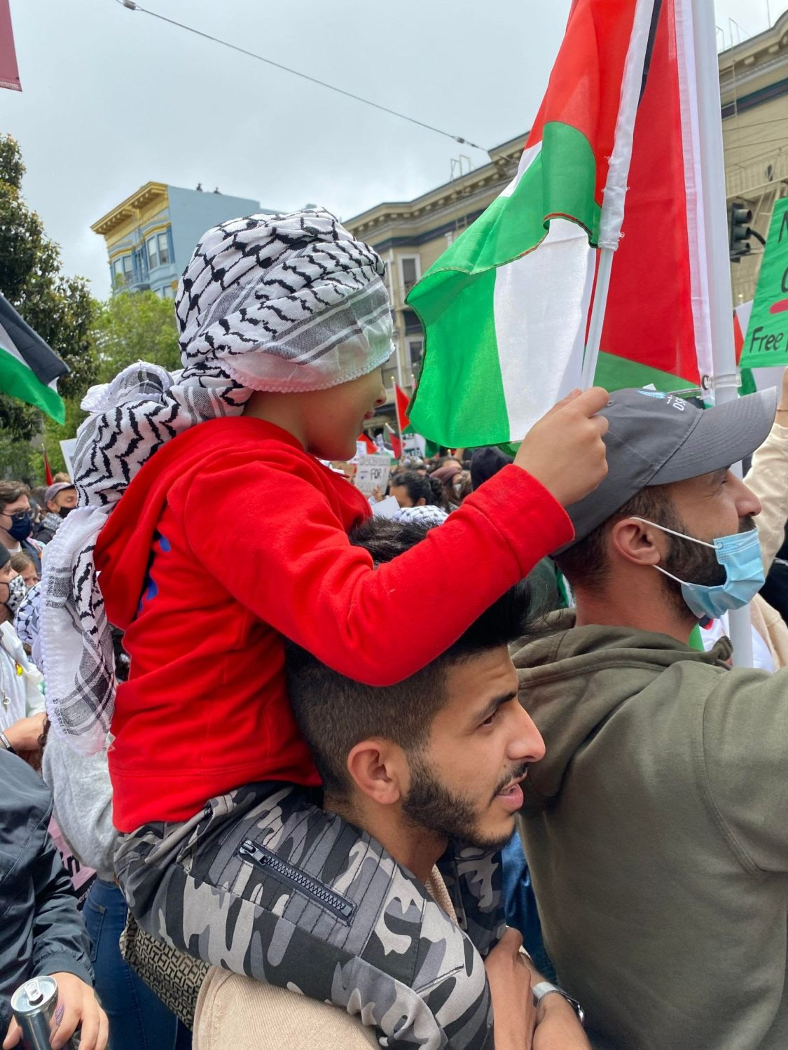SF-for-Palestine-solidarity-young-and-old-051521-by-Poor, From poverty tows to Palestine: The violence of settler colonial evictions across Mama Earth, World News & Views