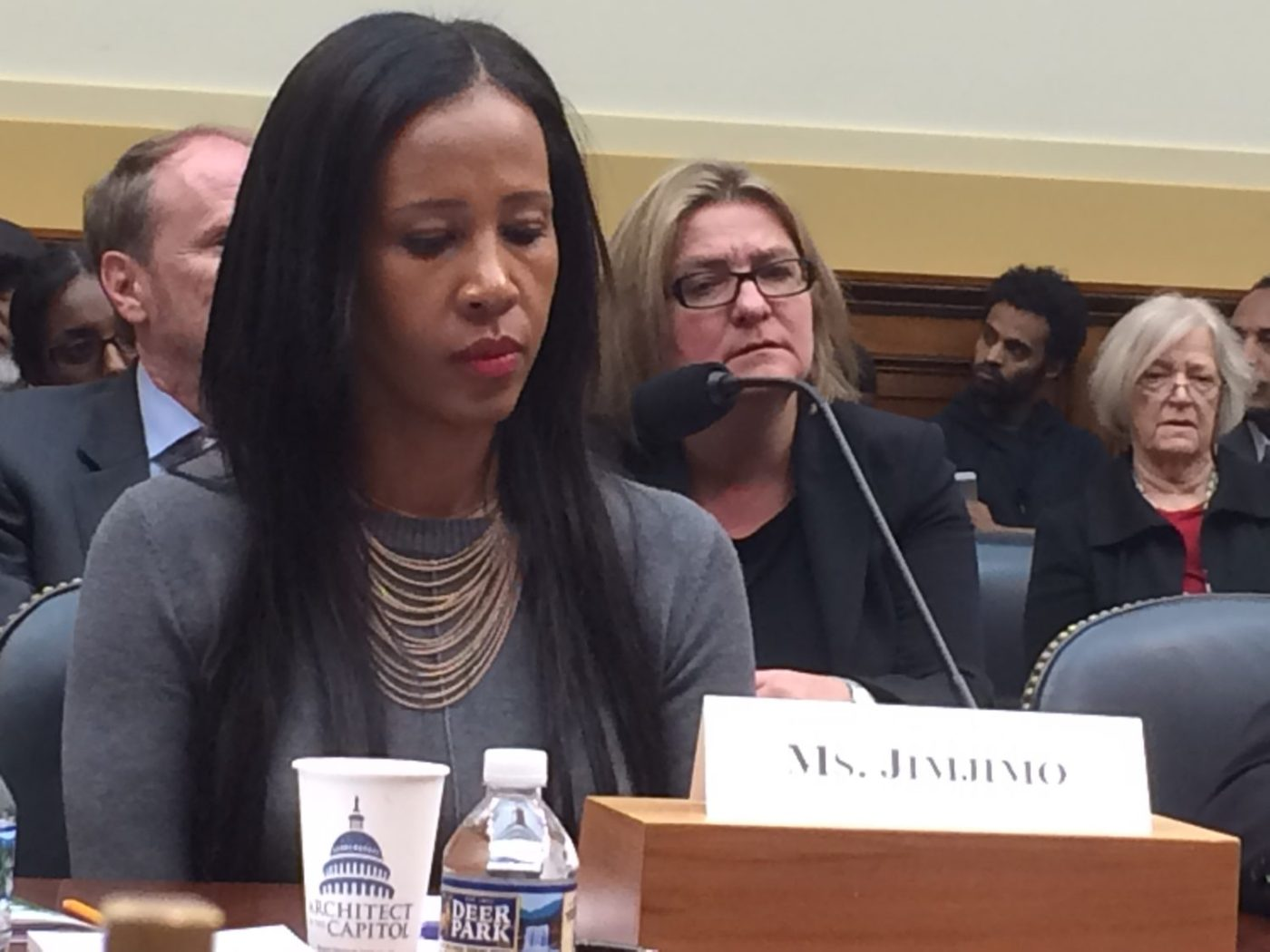 Seenaa-JimJimo-speaking-to-Congress-Oromo-genocide-030917-1400x1050, An interview with Oromo American human rights activist Seenaa Jimjimo on genocide in Ethiopia, World News & Views