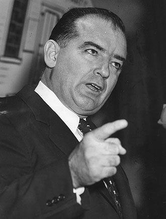Sen.-Joseph-McCarthy, March madness: McCarthyism at KPFA?, Local News & Views