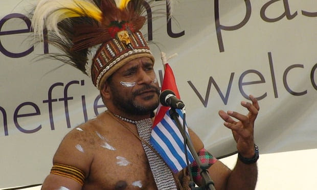 West-Papuan-independence-leader-Benny-Wenda-speaks, From poverty tows to Palestine: The violence of settler colonial evictions across Mama Earth, World News & Views