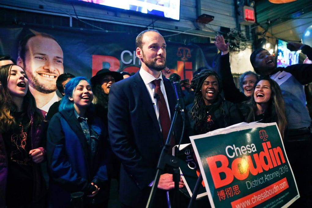Chesa-Boudin-elected-SF-DA-110519-by-Scott-Strazzante-AP, Senate passes four major bills cosponsored by SF DA Chesa Boudin, Local News & Views
