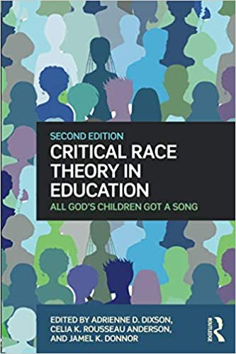 Critical-Race-Theory-in-Education-book-cover, Hey, let's talk about race!, Culture Currents
