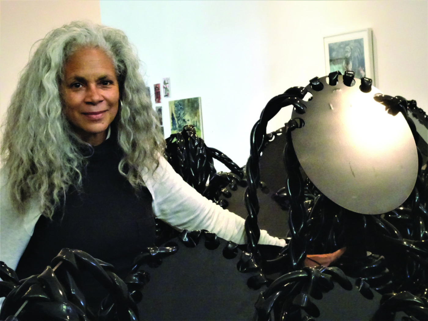 Dana-King-with-African-Ancestors-for-'Monumental-Reckoning-in-Golden-Gate-Park-061821-by-Wanda-Sabir-1400x1050, Wanda's Picks: June 2021, Culture Currents