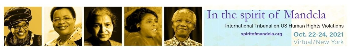 In-the-spirit-of-Mandela-heading-graphic-1400x207, In the spirit of Mandela: 2021 International Tribunal on US human rights violations, World News & Views