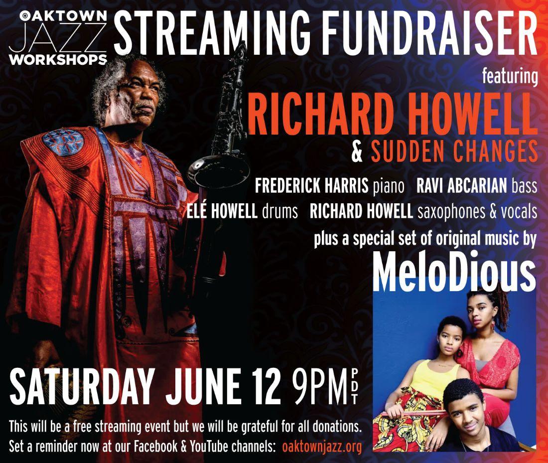 Oaktown-Jazz-Workshop-061221, Wanda's Picks: June 2021, Culture Currents