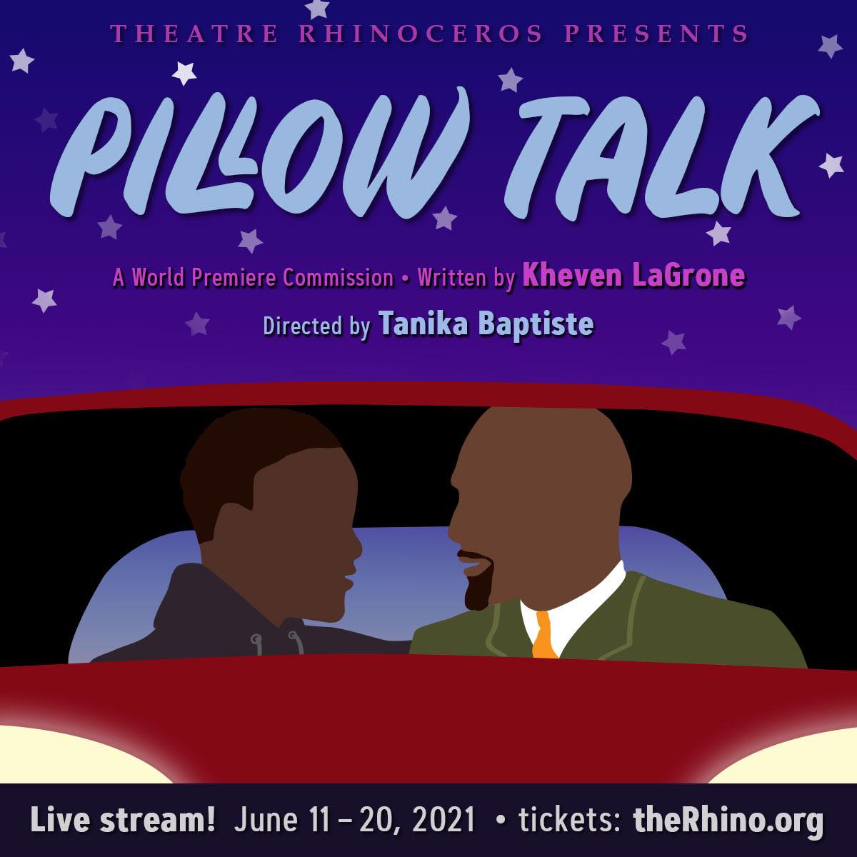 Pillow-Talk-0621, Wanda's Picks: June 2021, Culture Currents