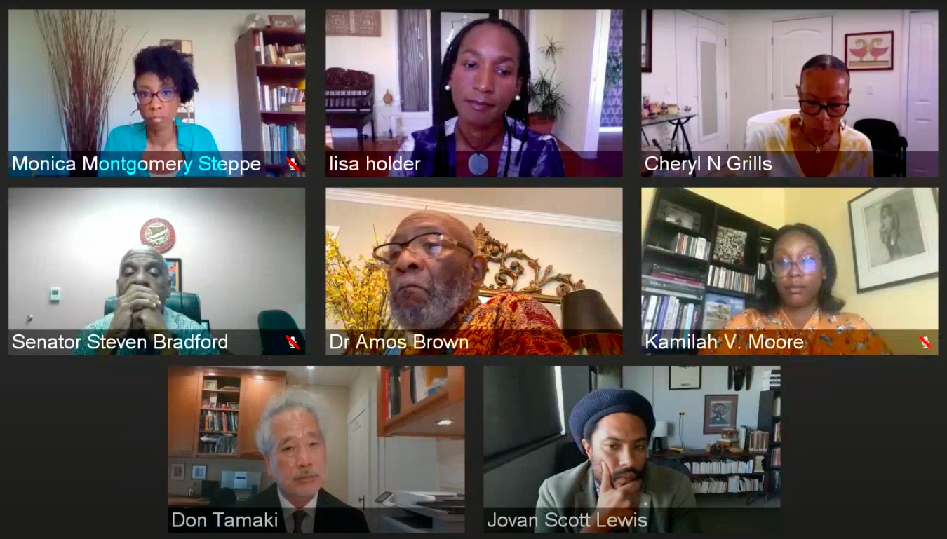 Second Reparations Task Force meeting calls for more voices of Black Californians