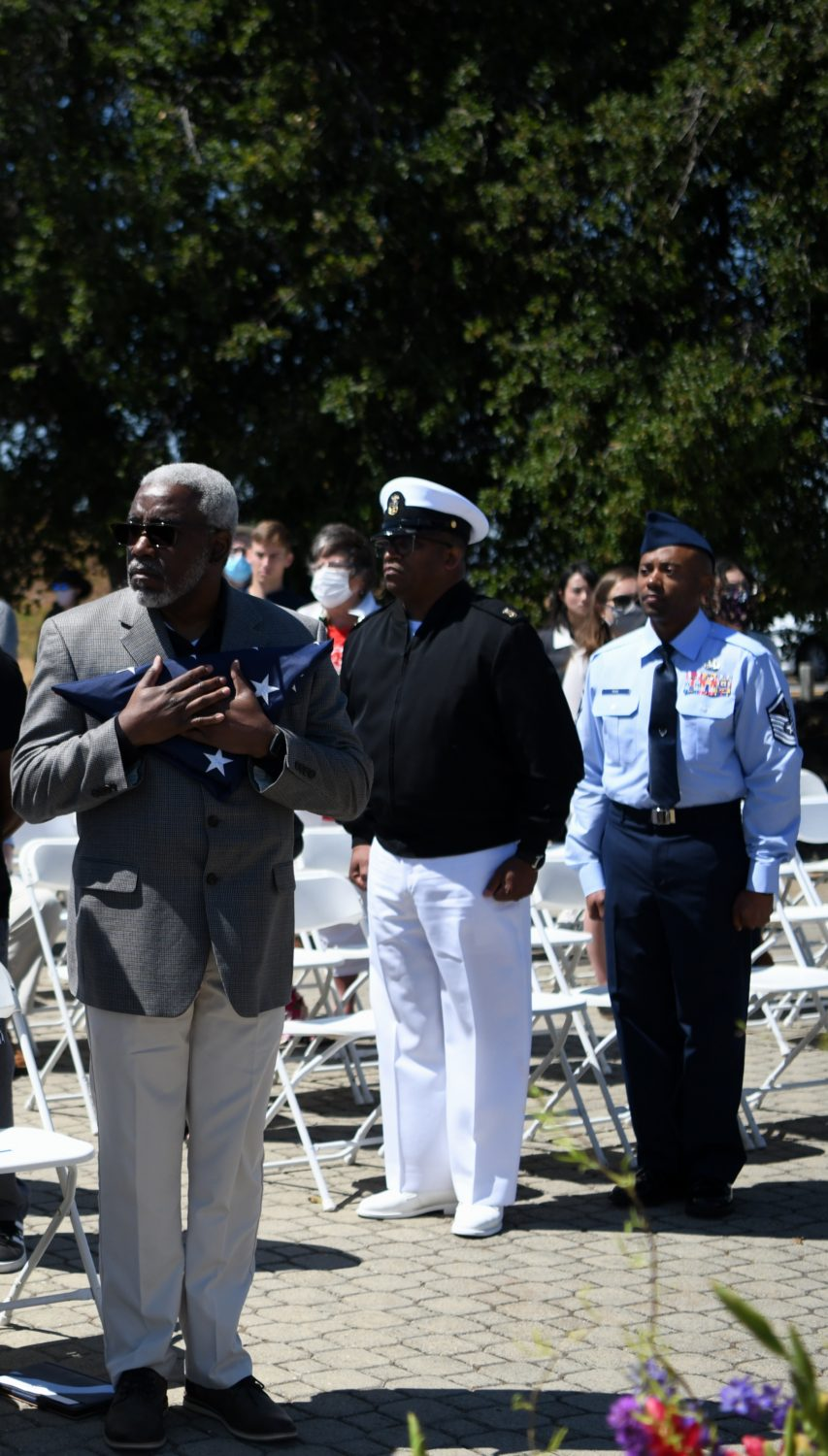 Jason-Felisbret-at-77th-anniversary-commemoration-of-the-Port-Chicago-Explosion-by-Johnnie-Burrell-071721, 77th anniversary commemoration of the Port Chicago Explosion, Local News & Views