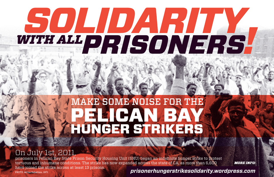 Solidarity-with-all-prisoners, Decades of torture, hundreds of men, weeks of starvation – and still we aren't free!, Behind Enemy Lines