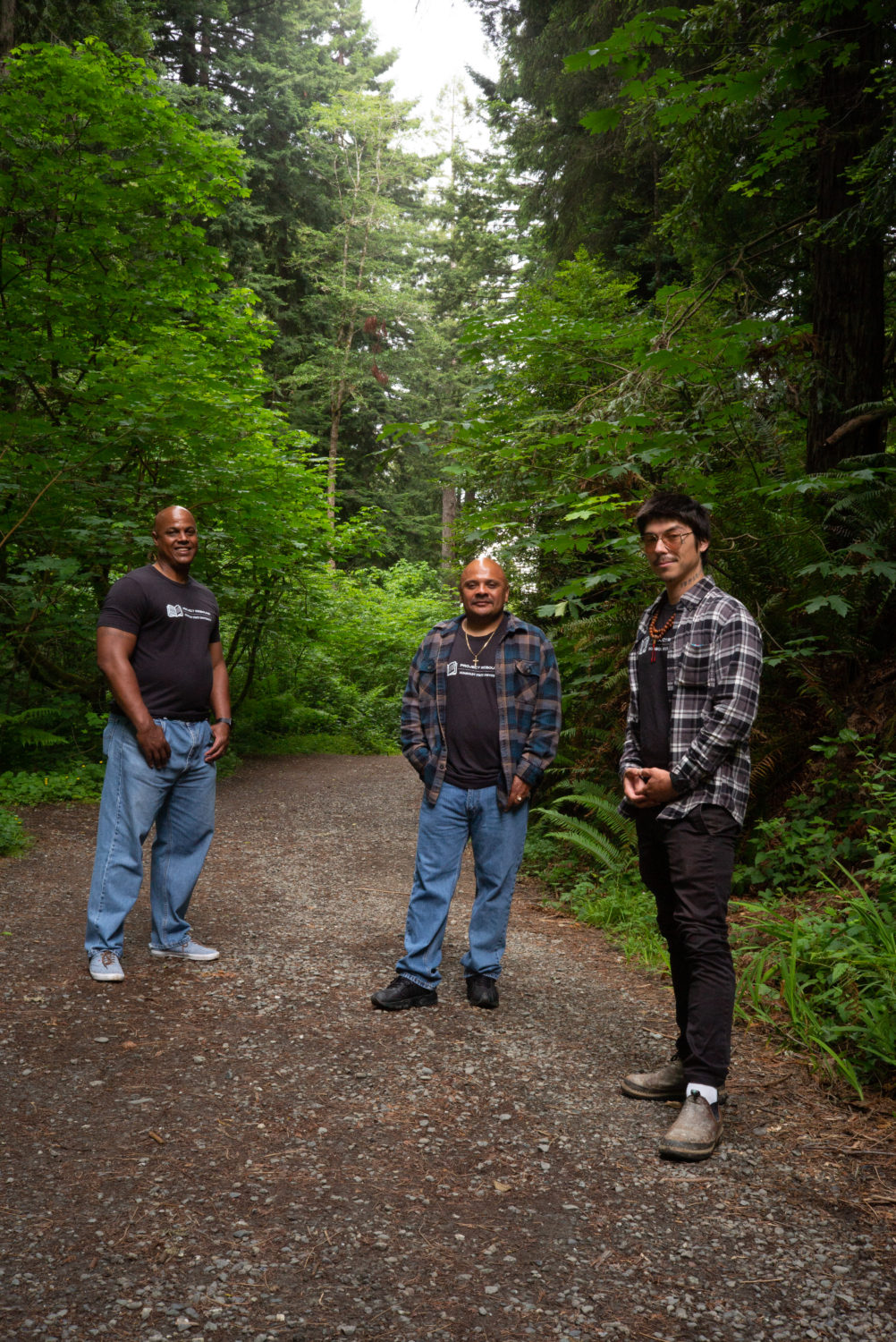 Clark-Taylor-Wallin-Redwoods-pr_hi_res-1000724, Beacons of hope: Humboldt State's Project Rebound builds a prison-to-college pipeline, Local News & Views