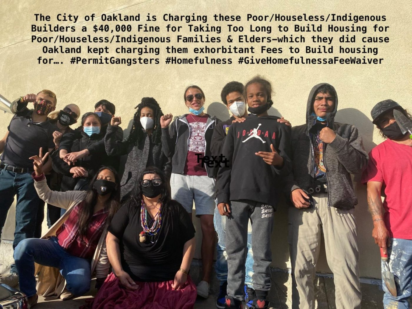 Oakland-charging-Homefulness-40000-for-taking-too-long-to-build-meme-by-PNN-1400x1050, 'Maybe you shouldn't be building this project', Local News & Views