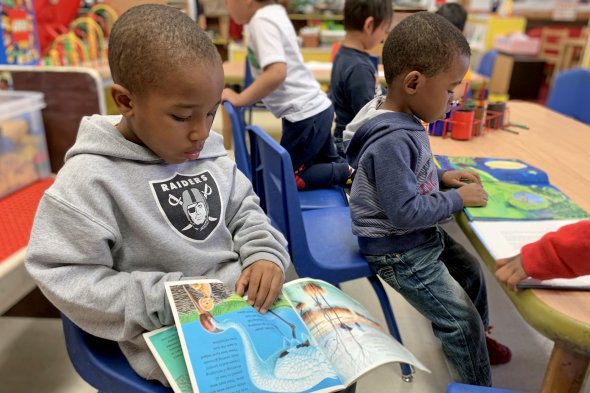 Child-reading-at-Raphael-Weill-Early-Education-School, Open letter to SFUSD: Don't blame the literacy crisis on the children, Local News & Views