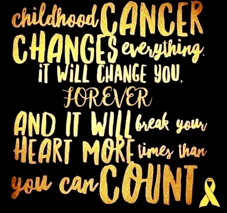 Childhood-cancer-changes-everything-meme, Sam: Samuel-Ace Ieremia Johnson – Forever in our hearts, Culture Currents