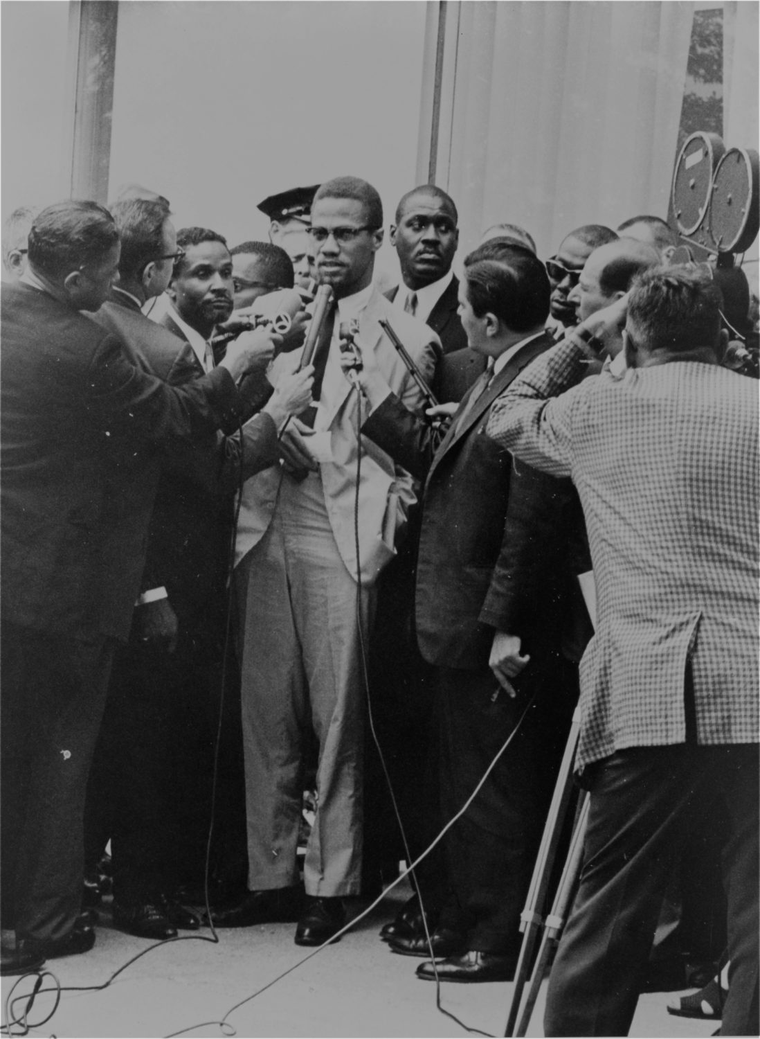 I-Am-Not-Your-Negro-Malcolm-X-announces-founding-of-Organization-of-Afro-American-Unity-062864, International Panel of Jurists to oversee Tribunal on US Human Rights Abuses Against Black, Brown and Indigenous Peoples, 22-25 October 2021, World News & Views