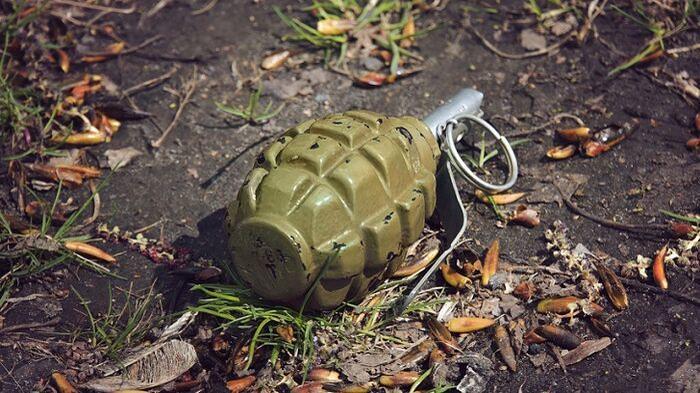 MK-II-hand-grenade-on-grass, Fair Warning: Developers cannot guarantee Treasure Island will be safe, Local News & Views