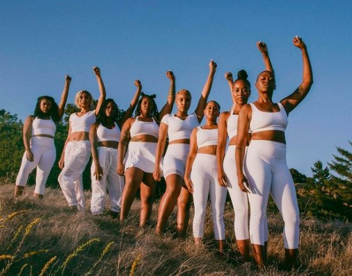Oakland-OMies-yoga-collective-on-hillside, Black joy, healing and art in the park: SF's Presidio opens up the 'My Park Moment' photo show, Culture Currents