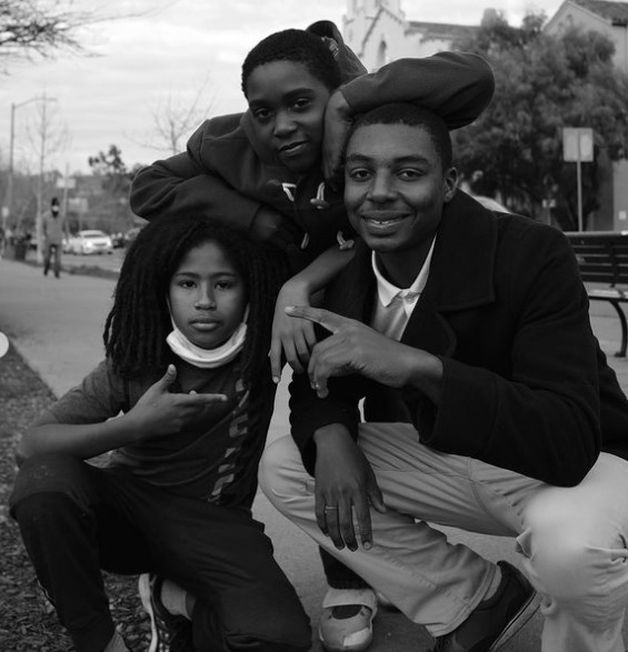 Three-young-people-hanging-out-at-Lake-Merritt-by-Shielby-Macene, Black joy, healing and art in the park: SF's Presidio opens up the 'My Park Moment' photo show, Culture Currents